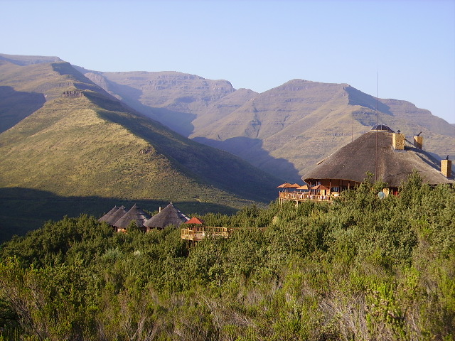 Maliba Mountain Lodge - Tsehlanyane National Park