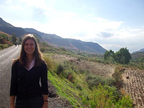Juliana Fulton - Lesotho