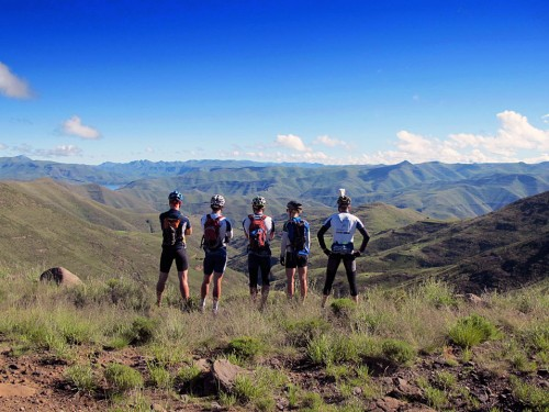 Lesotho sky riders