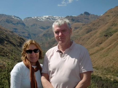 Australian Volunteer teachers in Lesotho