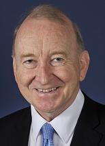 Graeme Wilson DFAT HOM Official Portrait 13 December 2012