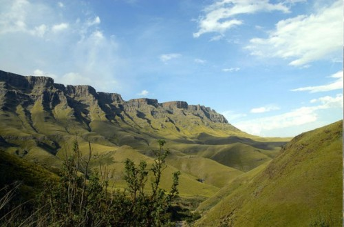 south africa lesotho