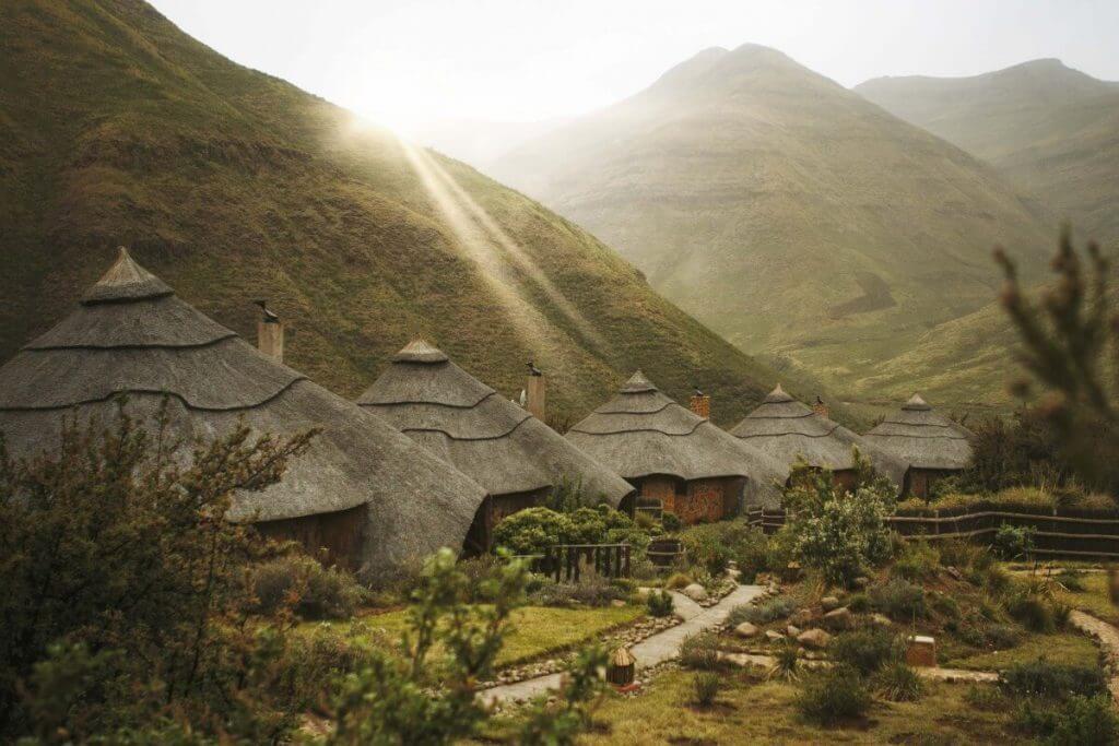 Maliba Lodge  Lesotho Africa